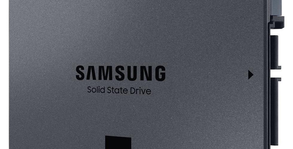 "Samsung 870 QVO 1TB 2.5"" SSD"