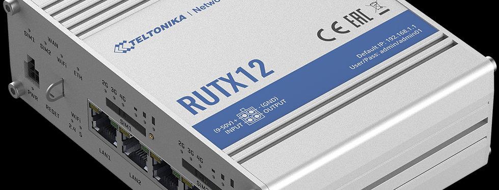 Teltonika Dual Band Wi-Fi - Dual SIM 4G LTE Router