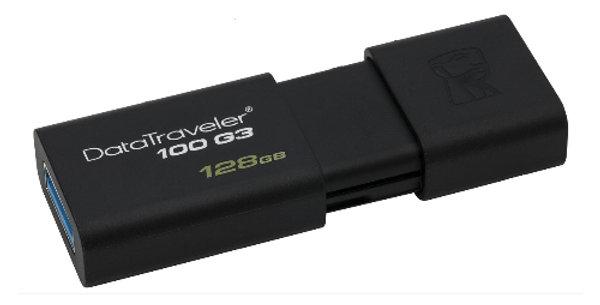 Kingston's DataTraveler 128GB USB Flash drive