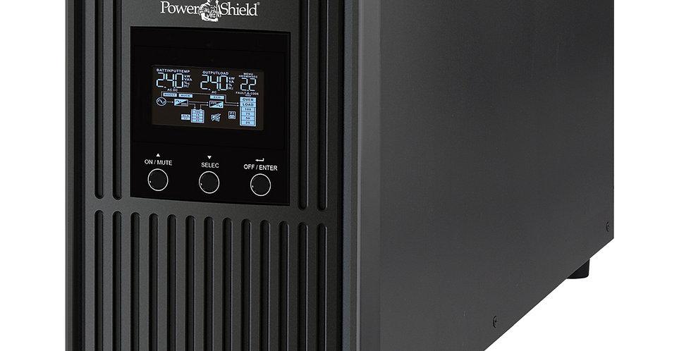 PowerShield Commander 1100VA Sine Wave Tower UPS with AVR