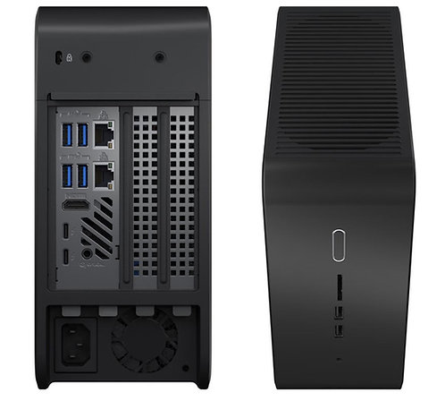 Intel NUC 9 Extreme Ghost Canyon i7 Barebone PC