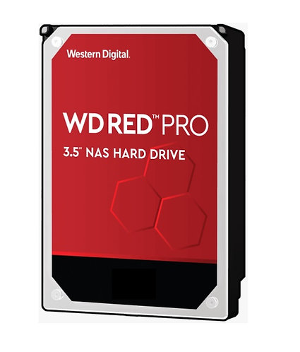"Western Digital WD Red Pro 16TB 3.5"" NAS HDD"
