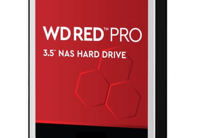 """Western Digital WD Red Pro 16TB 3.5"""" NAS HDD"""