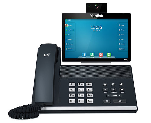 "Yealink SIP-T49G 8"" touch screen SIP Phone"