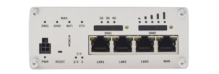 Teltonika RUTX11 Dual SIM 4G LTE, AC, Bluetooth IoT Router