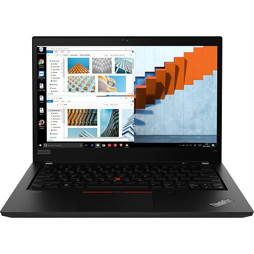 LENOVO ThinkPad T14 14'' FHD IPS TOUCH i5, 8GB, 256GB SSD, WIN10 PRO