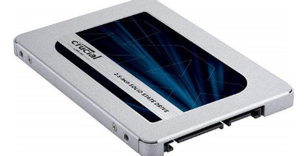 "Crucial MX500 250GB 2.5"" SSD"