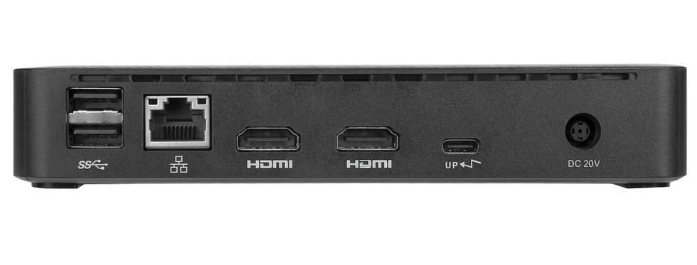 Targus Universal USB-C 65W Dock