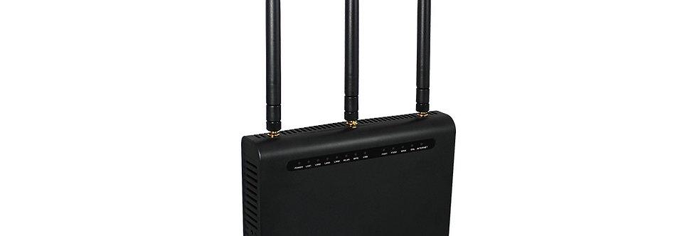 Billion Triple-WAN VDSL2, 4G, VPN, VOIP, Wireless-AC Modem