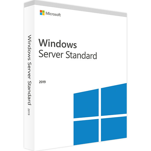 Microsoft Server Standard 2019 – 16 Core Licence