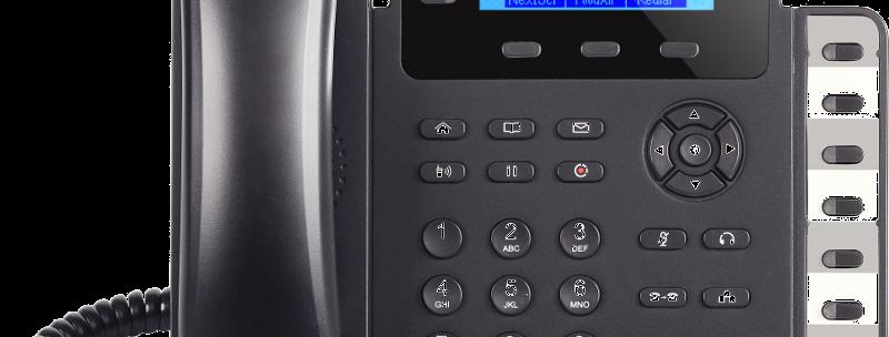 Grandstream GXP1628 IP SIP Phone