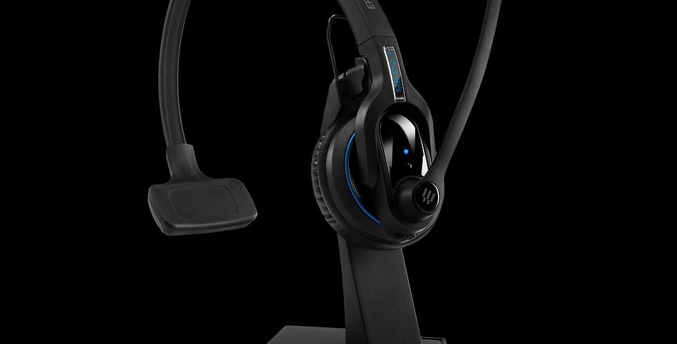 Sennheiser | EPOS IMPACT MB Pro1 UC ML Bluetooth Headset with Desk USB Stand