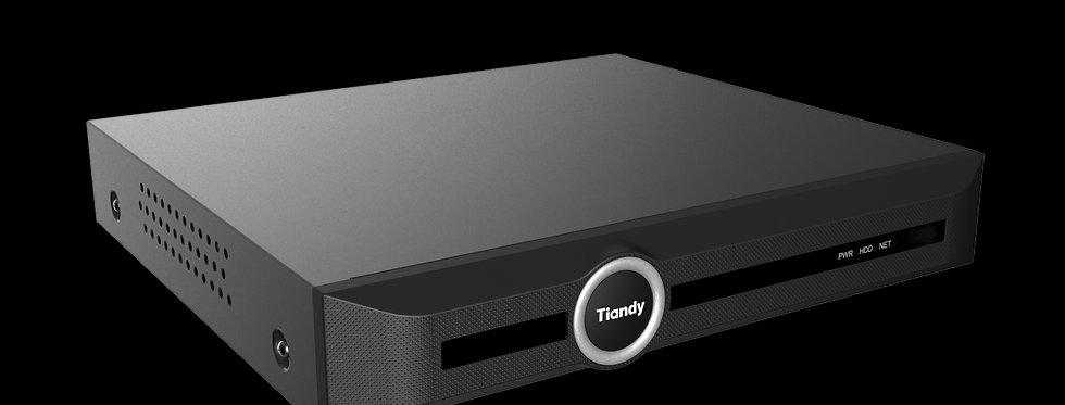 Tiandy TC-R3105P 5 channel NVR 1x SATA