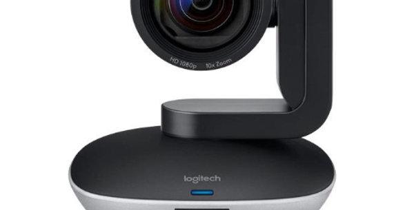 Logitech PTZ full HD Video Conferencing Pan Tilt Zoom Camera