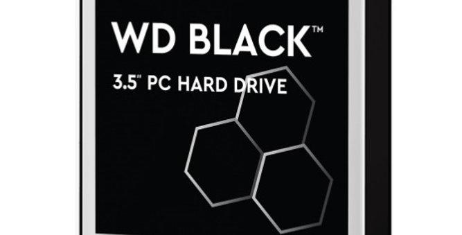 """Western Digital WD Black 2TB 3.5"""" HDD"""