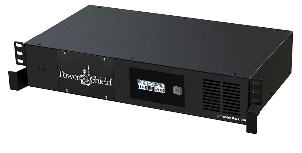 PowerShield Defender 800VA Rackmount Sine Wave UPS