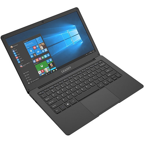 "Leader Companion 308 Notebook, 13.3"" Full HD, Celeron, 4GB, 64GB Storage"