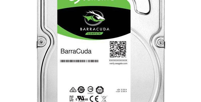 """Seagate Barracuda 3TB 3.5"""" HDD"""