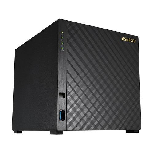 Asustor AS1004T 4 Bay Dual Core NAS