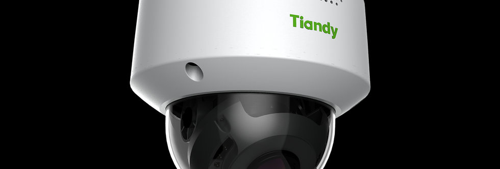 Tiandy TC-C35MS 5MP Starlight Motorized Zoom Smart IR Dome Camera