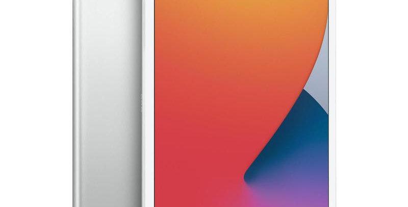 Apple iPad 10.2 G8 32GB Wi-Fi Silver