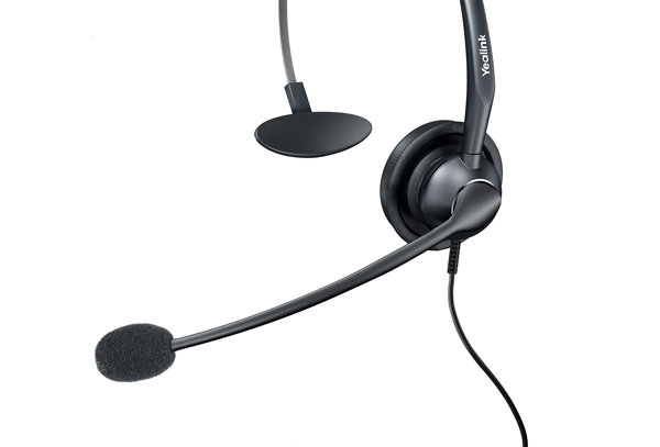 Yealink UH33 Noise Cancelling 3.5mm/USB Headset
