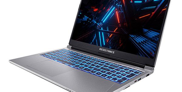 "Resistance V6 GPU Notebook, 15.6"" HD, i7-10750H CPU, 16GB, 500GB SSD, 4GB GTX"