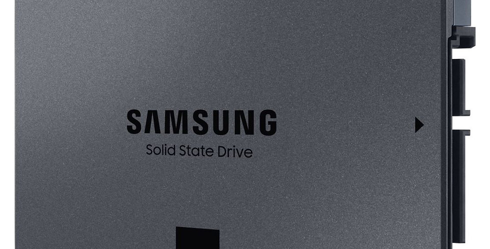 "Samsung 870 QVO 4TB 2.5"" SSD"