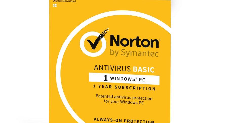 Norton Antivirus - 1 Device - 12 Months