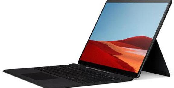 "Microsoft Surface Pro X - Black, 8GB RAM, 4G, 128GB SSD, 13"""