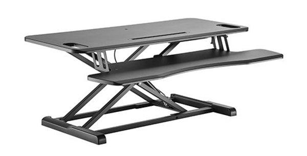 Brateck Gas Spring Sit-Stand Desk Converter