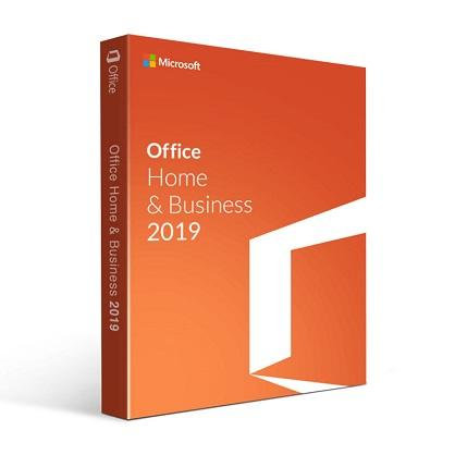 Microsoft Office Home and Business 2019 - 1 User