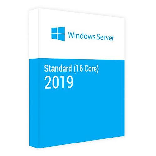 Microsoft Server Standard 2019 (16 Core)