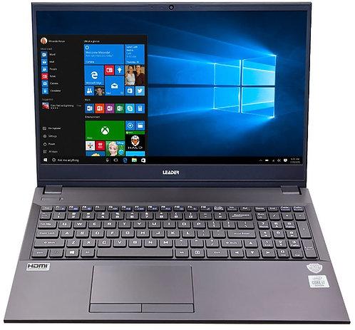 "Leader Companion 513 Notebook 15.6"" i7 8GB, 500GB SSD, DVD, Windows 10 Home, 2yr"