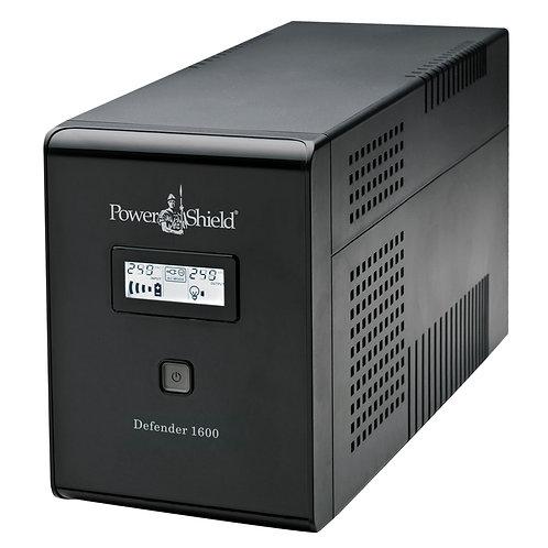 PowerShield Defender 1600VA Line Interactive UPS with AVR
