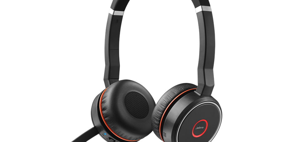 Jabra EVOLVE 75 Stereo MS Wireless Headset