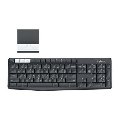 Logitech K375S Wireless Keyboard Black