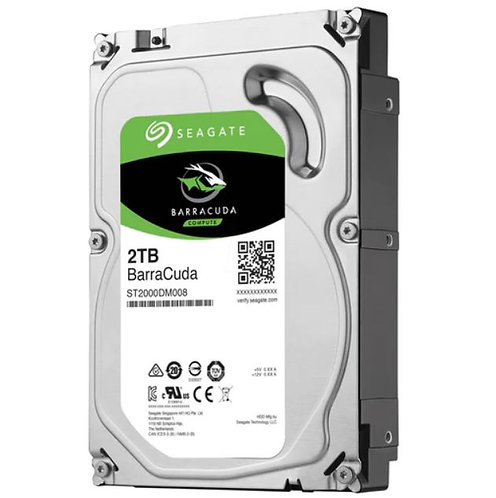 "Seagate Barracuda 2TB 3.5"" HDD"