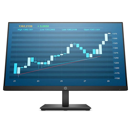 "HP P244 23.8"" FHD IPS Monitor"
