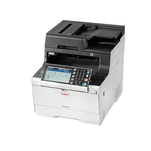 OKI MC573dn MFP Laser Printer