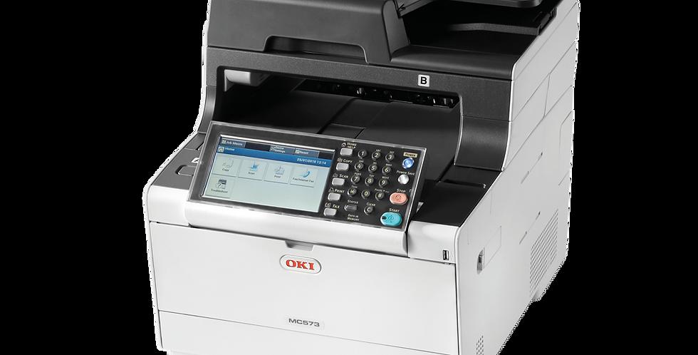 OKI MC573dnMFP Laser Printer