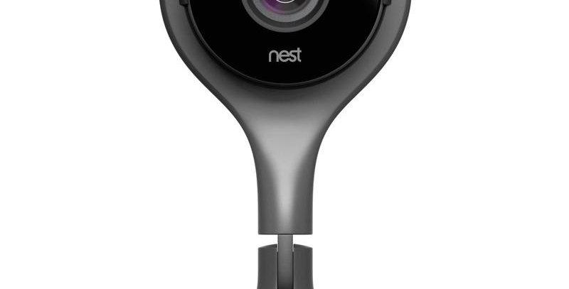 Google Nest Cam Indoor USB Black