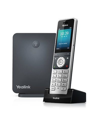 Yealink W60P Base + Wireless IP SIP Phone