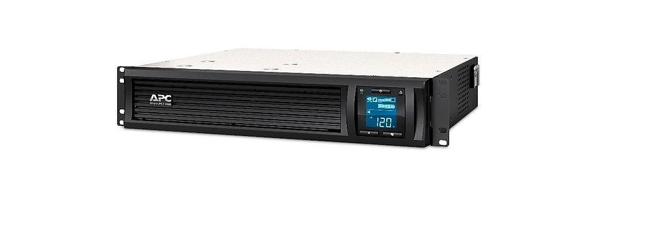 APC Smart 1000VA LCD Rack Mount UPS