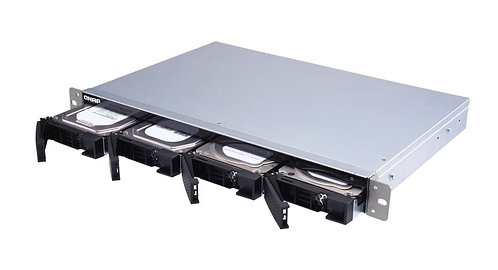 "QNAP TS-431XEU-2G 4 Bay 3.5"" ARM Quad-Core Rack Mount NAS"