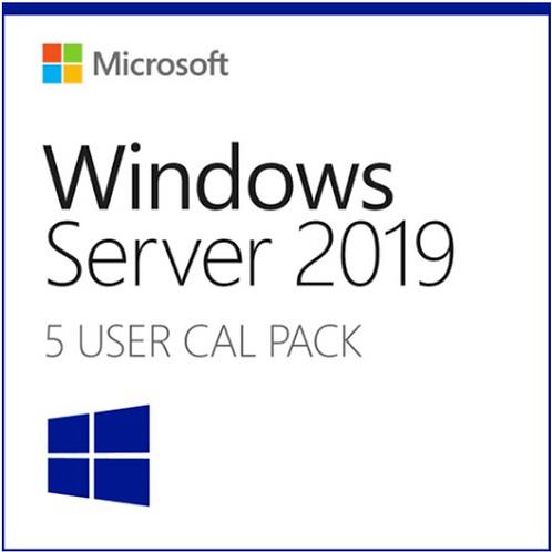 Microsoft Server Standard 2019 - 5 User CAL Pack