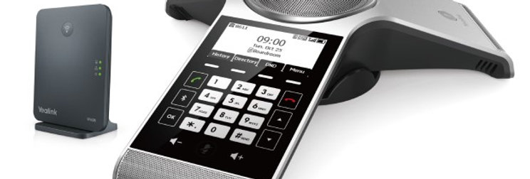 CP930W Wireless IP Conference Phone