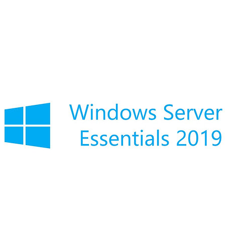 Microsoft Server Essentials 2019 ( 1 - 2 CPU )