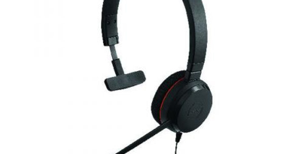 Jabra EVOLVE 20 MS Mono SE USB Headset