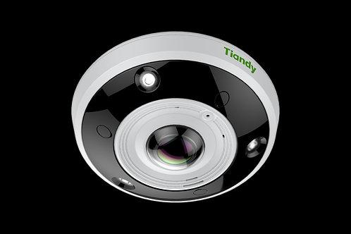 Tiandy TC-NC1261 12MP 360° Panoramic Fisheye POE Camera